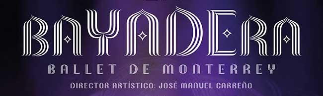 La Bayadera. Ballet de Monterrey
