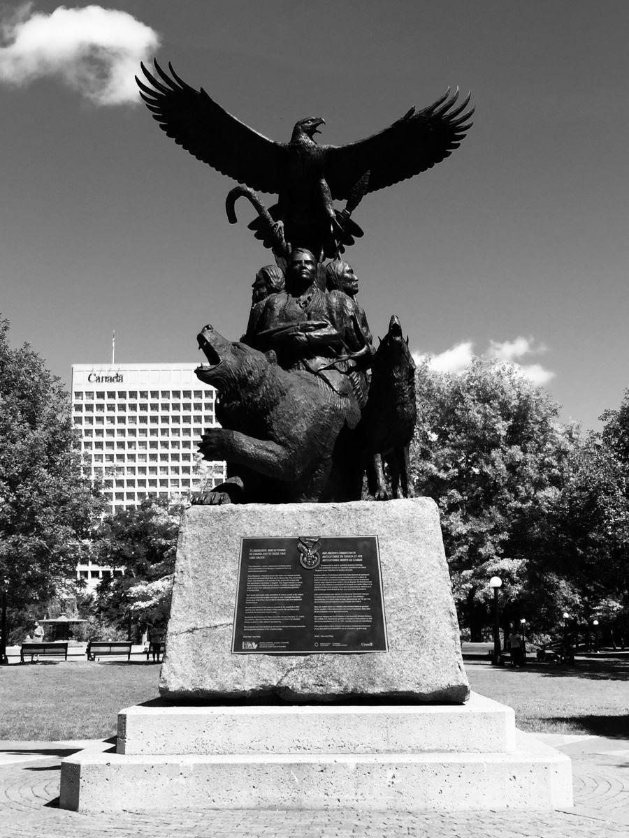 Honouring Aboriginal veterans