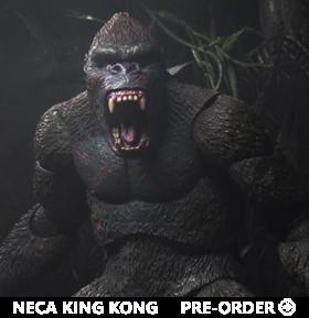NECA King Kong Figure