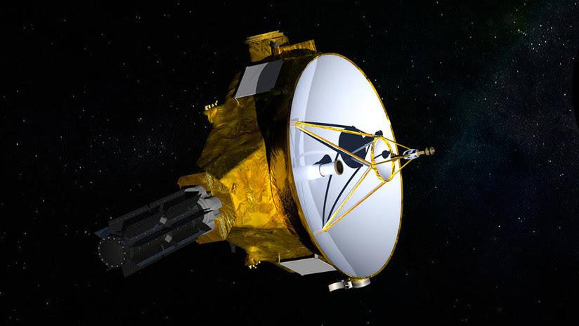 FOTO: La NASA muestra la supuesta forma