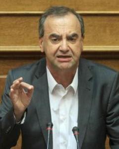 El viceministro de Trabajo griego, Dimitri Stratoulis. REUTERS