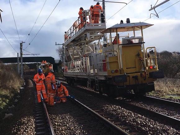 Manchester-Preston railway upgrade – final programme of work confirmed