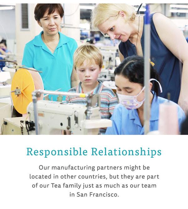 Responsible Manufacturing