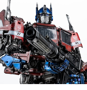 Transformers: Bumblebee Cybertronian Optimus Prime