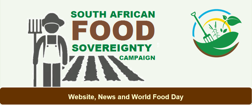 South African food sovereignty campaign
