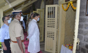 Pune News | To provide funds for new building of Yerawada Jail - Home Minister Dilip Walse Patil (PHOTOS)