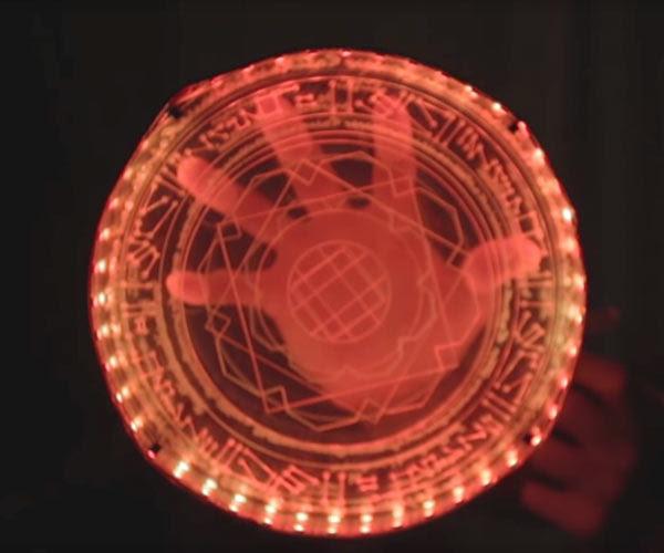 Dr Strange Magic Circle