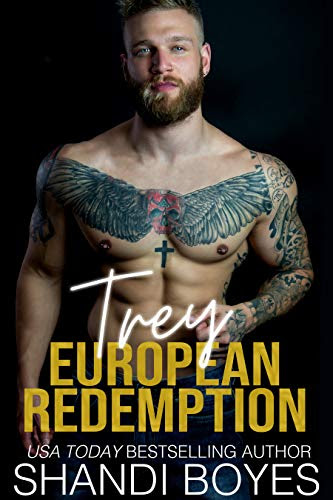 Cover for 'Trey: European Redemption'