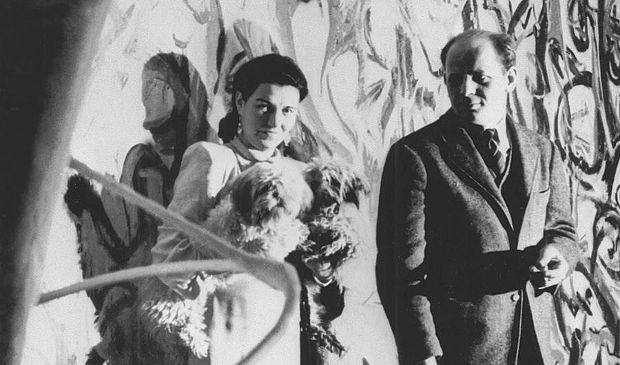 A história de Pollock, Guggenheim, ea obra-prima criada no One Night
