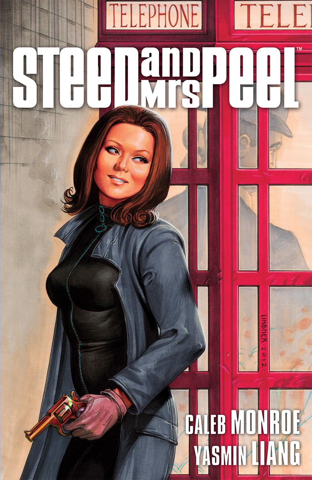 Steed and Mrs. Peel Vol. 3 TP
