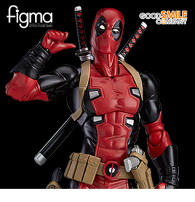 MARVEL FIGMA NO.353 DEADPOOL