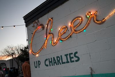 Rock the Vote at Cheer Up Charlies on Monday night.