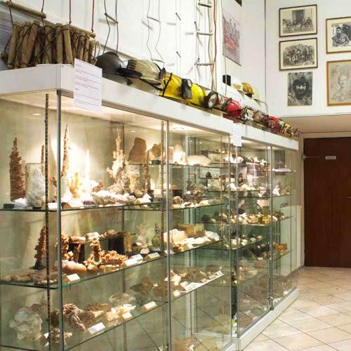Tour virtuale del Museo di Speleologia L. Fantini di Bologna