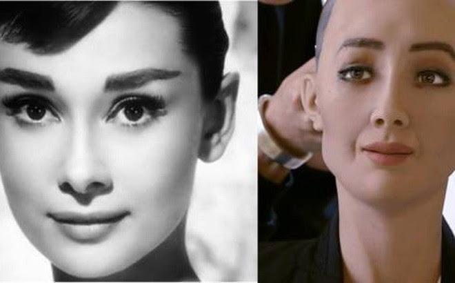 Sophia - Nàng công dân robot đầu tiên trên thế giới thổ lộ mong ước thầm kín