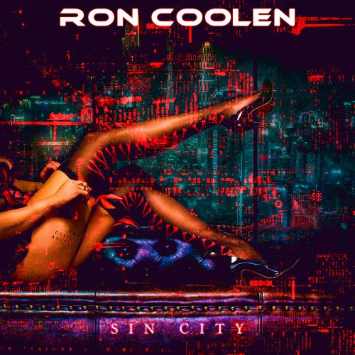 Ron Coolen - Sin City (feat. George Lynch & Keith St. John) cover