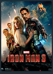Iron Man 3 | Available now | PG-13 | Available in HD | 3D