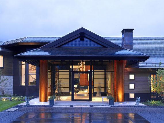 Ανακαινισμένο σπίτι με εξαιρετικά Interiors Designed By Stonefox Σχεδιασμός 1