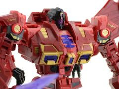MASTER BUILDER MB-03B RED DRAGON
