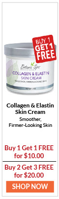 Collagen & Elastin Skin Cream is a Smoother, Firmer-Looking Skin