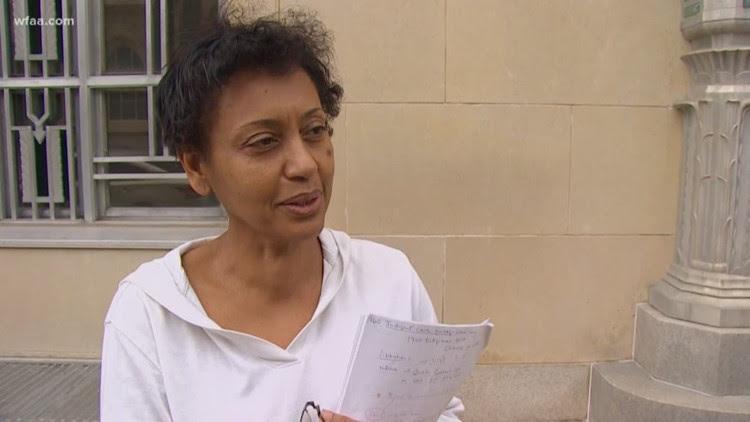 Denise Cros-Toure. (WFAA-TV)