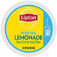 Lipton Iced Tea Lemonade K-Cup® pods