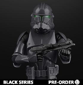 Star Wars: The Black Series Elite Squad Trooper (The Bad Batch)
