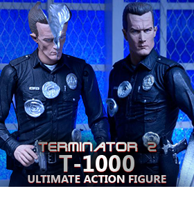 ULTIMATE T-1000 ACTION FIGURE