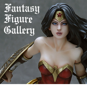 WONDER WOMAN FANTASY FIGURE GALLERY