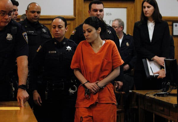 The film looks at the case of Nicole Addimando, who was sentenced to 19 years to life for killing her abuser. A judge ruled that the new law didn't apply to her.