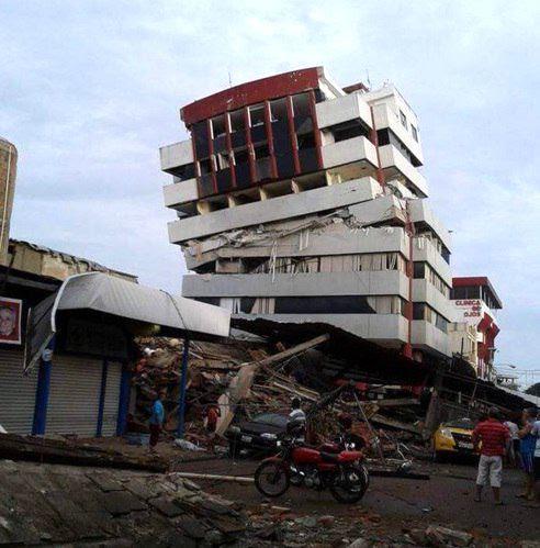 Equador Earthquakes -10