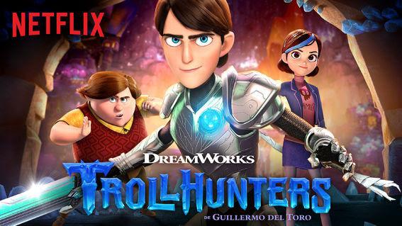 Trollhunters SPA