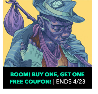 BOOM Buy One, Get One Free Coupon! Sale ends 4/23.
