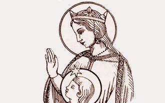 Beata Juana y Familia