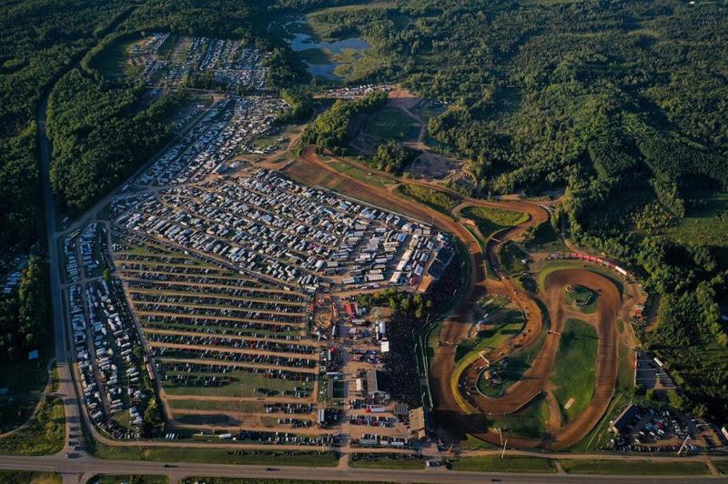 Christopher Polvoorde, Crandon International Off-Road Raceway