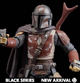 Star Wars: The Black Series The Mandalorian (The Mandalorian)