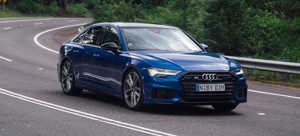 2020 Audi S6 TFSI review