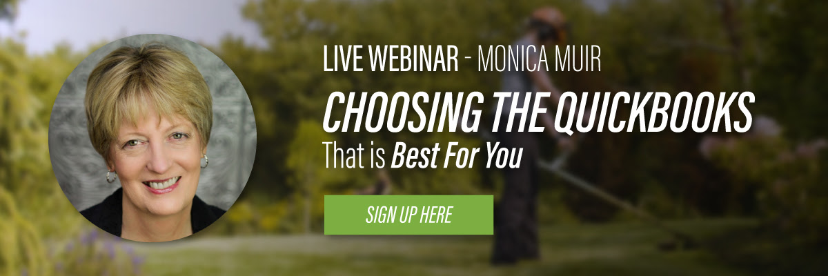 Live Webinar: Choosing the Quickbooks that is Best for You