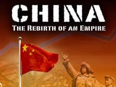 China is now a world power