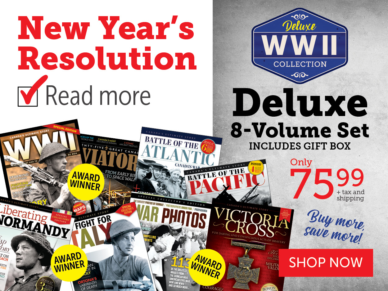 WW II Collection Deluxe 8-Volume Set