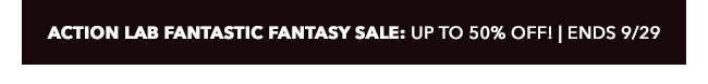 Action Lab Fantastic Fantasy Sale: up to 50% off! | Ends 9/29