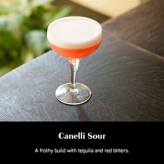 Canelli Sour