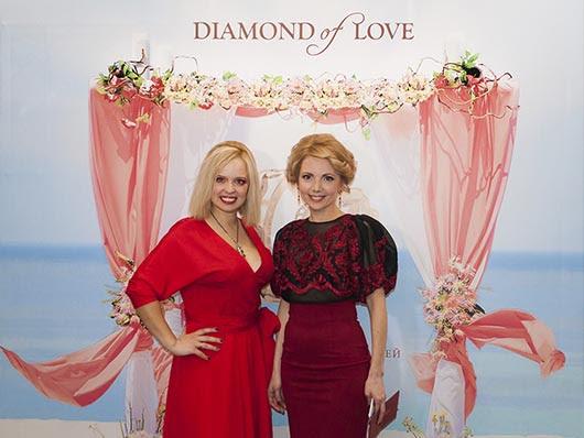 Презентация нового ювелирного бренда DIAMOND of LOVE