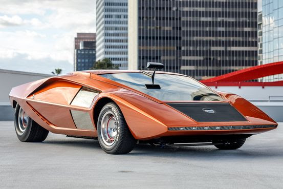 An Italian Concept Car That Broke All Tradition