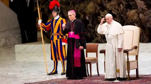 Papa Francisco: El primer paso para rezar es ser humilde