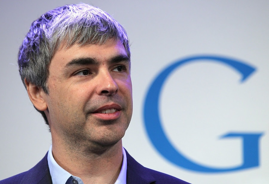 Larry Page Net Worth 2020