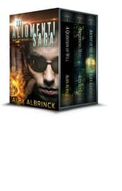 The Aliomenti Saga: Books 1–3 by Alex Albrinck