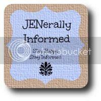 Jenerally Informed