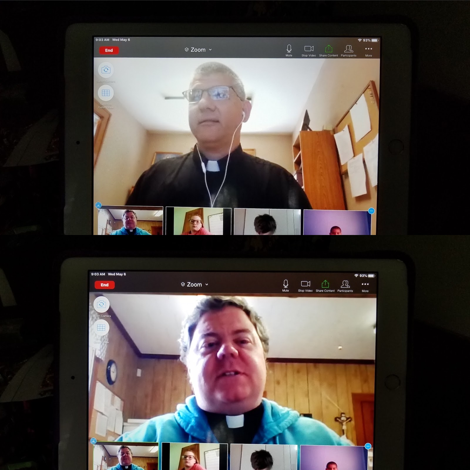 6th Grade Virtual Vocation Day - Sacred Heart School - Est ...