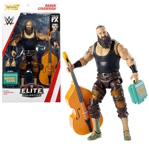 Image of WWE Wrestling Top Picks Elite Wave 2 - Braun Strowman Action Figure (RE-STOCK)