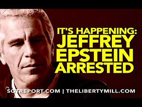 Jeffrey Epstein Arrested in NYC on Sex Trafficking Charges Di79ccNZAR